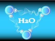 H2O Royalty-vrije Stock Fotografie