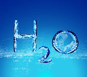 h2o Images stock