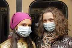 H5N1 fotografie stock