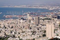 Haïfa Image libre de droits