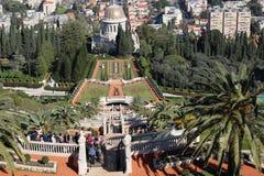 Haïfa, Israël Photos libres de droits