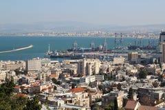 Haïfa, Israël Image stock