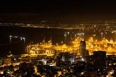 Haïfa, Israël Photographie stock libre de droits