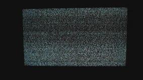 Hałasu tv tło Telewizja ekran z statycznym hałasem powodować bad sygnału przyjęciem styl życia telewizji ekran zbiory