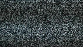 Hałasu tv tło Telewizja ekran z statycznym hałasu styl życia powodować złym sygnałowym przyjęciem Telewizja ekran zbiory wideo