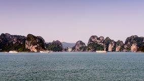 ha длинний Вьетнам стоковая фотография rf