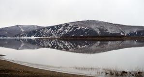 Ha chiamato il fiume Amur Immagine Stock