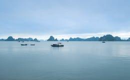 Ha di lunghezza, il Vietnam Immagine Stock