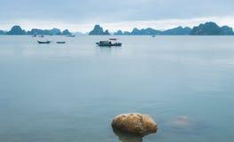 Ha di lunghezza, il Vietnam Fotografia Stock Libera da Diritti