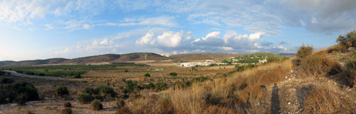Ha Ela Valley, Israel fotos de archivo libres de regalías