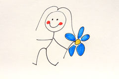 Ha en trevlig dag Royaltyfria Bilder