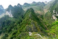 Ha Giang, Вьетнам Стоковые Фото