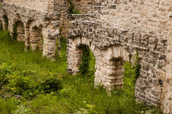 Ha Ha Tonka Castle Details Royalty Free Stock Photography