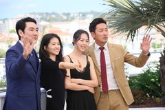 Ha Jung-Woo, actress Kim Min-Hee, Kim Tae-Ri,  Cho Jin-Woon, Stock Photos