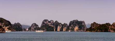 ha långa vietnam arkivbild