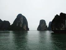 Ha-langer Schacht, Vietnam Stockfotos