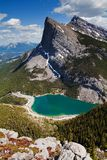 Ha Ling Peak photo stock