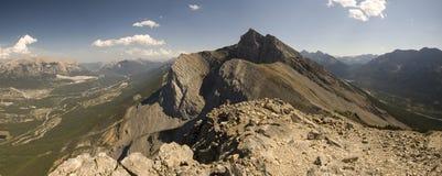 Ha Ling Peak image stock