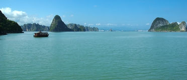 Ha Long Stock Photography
