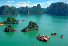 Ha Long Bay Stock Photography