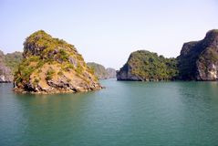 Ha Long bay Stock Images