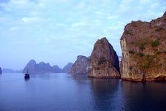 Ha Long Bay Royalty Free Stock Photos