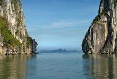 Ha Long Bay. Beautifull view at bay. Ha Long Bay - Vietnam Stock Images