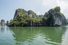 Ha Long Bay Boat Ride Royalty Free Stock Photo