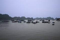 Ha Long Bay Stock Image