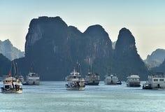 Ha Long Bay Stock Photo