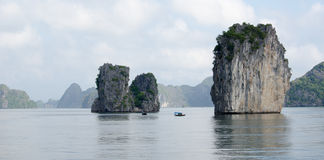 Ha Long Bay Royalty Free Stock Images