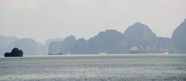 Ha Long Bay. Landscape image of Ha Long Bay, Vietnam Royalty Free Stock Image