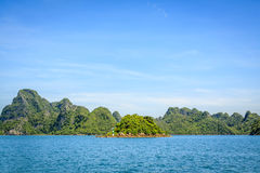 Ha long bay Royalty Free Stock Photography