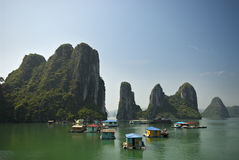 Ha Long Bay, Vietnam Stock Image