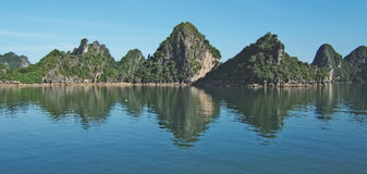 Ha Long Bay, Vietnam Royalty Free Stock Photos