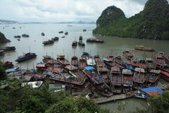 Ha Long Bay Vietnam Royalty Free Stock Images
