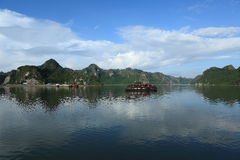 Ha Long Bay Vietnam Royalty Free Stock Photo