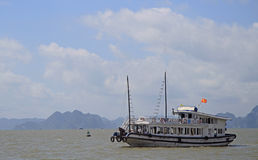 Ha long bay in Vietnam Stock Images