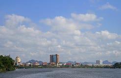 Ha long bay in Vietnam Stock Image