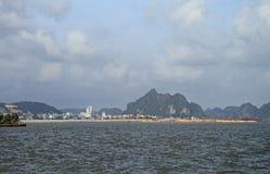 Ha long bay in Vietnam Royalty Free Stock Image