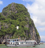 Ha long bay in Vietnam Stock Photos