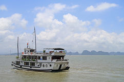 Ha long bay in Vietnam Royalty Free Stock Image