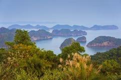 Ha long Bay in Vietnam, Southeast Asia Stock Photos