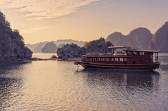 Ha long Bay in Vietnam, Southeast Asia Stock Images