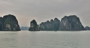 Ha Long bay. Vietnam Stock Photography