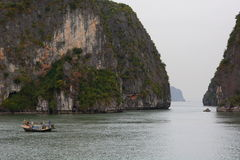 Ha Long bay. Vietnam Stock Photography