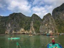 Ha Long Bay royalty free stock photo