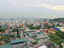 Ha Long City, Vietnam Royalty Free Stock Images