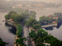 Ha Noi Royalty Free Stock Images