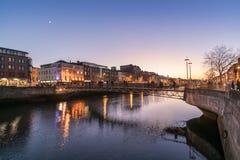 Ha`Penny Bridge Dublin Royalty Free Stock Image